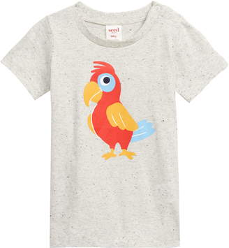 Seed Heritage Parrot Graphic T-Shirt