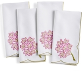 Homewear Romi Cutout 4-Pc. Napkin Set
