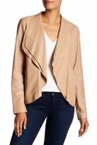 Soia & Kyo Byanca Double Lapel Leather Jacket