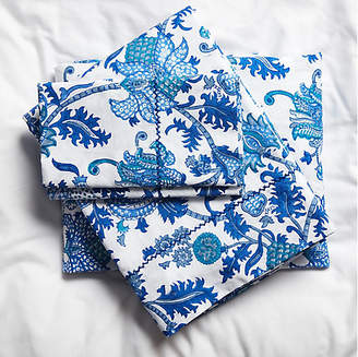 Roller Rabbit Amanda Sheet Set - Blue