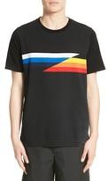 Rag & Bone Men's Glitch Stripe T-Shirt