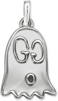Gucci GucciGhost sterling silver ghost pendant