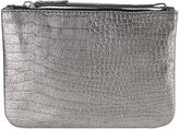 Accessorize Ola Croc Leather Coin Purse