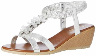 Lotus Girl's Aiana Open Toe Sandals