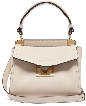 Givenchy Mystic Small Leather Shoulder Bag - Womens - Ivory