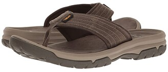 Teva Langdon Flip (Walnut) Men's Sandals