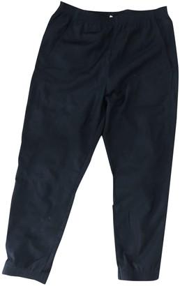 OAK Black Trousers for Women