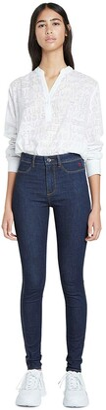 Desigual Women's Misses Denim Long Trouser