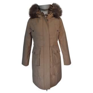 JOTT Beige Cotton Jacket for Women