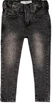 I dig denim Bruce Slim Jeans-BLACK