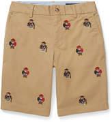 Polo Ralph Lauren Bear Slim Fit Chino Short