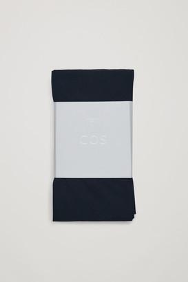 Cos Opaque Cotton Tights