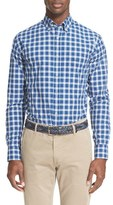 Paul & Shark Men's Check Sport Shirt