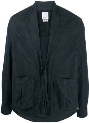 Visvim Tie-Front Shirt Jacket