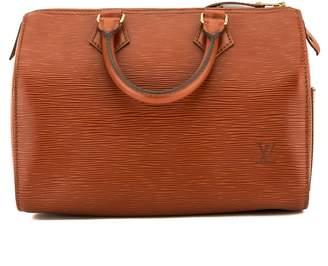 Louis Vuitton Kenyan Brown Epi Speedy 25 (4002028)