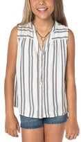 O'Neill Girl's Corrine Stripe Top