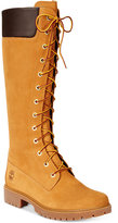 "Timberland Women's 14"" Premium Lace-Up Boots"