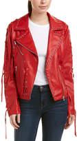Bagatelle Heritage Lace-Up Jacket