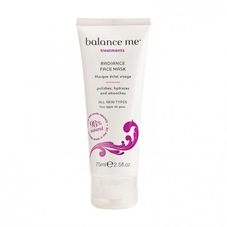 Balance Me Radiance Face Mask