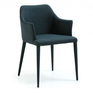 La Forma Australia Anna Dining Chair Dark Grey