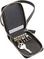 Royce Leather Royce Key Case Organizer Leather Wallet
