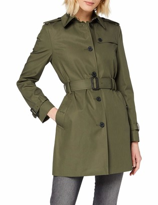 Tommy Hilfiger Women's Single Breasted Trench Parka