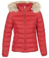 Tommy Jeans THDW BASIC DOWN JACKET Red