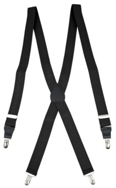 Status Men's Drop-Clip Suspenders
