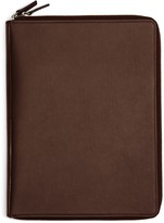 Brooks Brothers Saffiano Leather Document Case