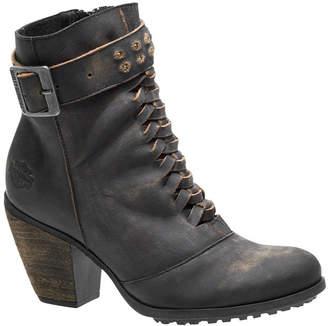 Harley-Davidson Women Calkins Casual Boot Women Shoes