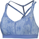 Puma Yogini Printed Light-Support Sports Bra