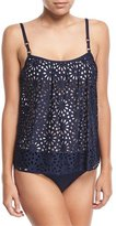 Luxe by Lisa Vogel Aphrodite Soft Cup Sway Tankini Swim Top