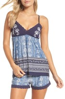 PJ Salvage Women's Denim Look Camisole