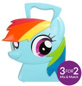 My Little Pony Rainbow Hair Styling Case