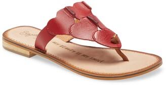Seychelles Rejuventated Flip Flop