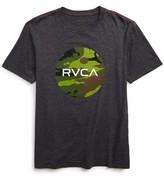 RVCA Boy's Stash Motors Graphic T-Shirt