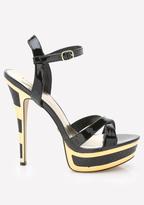 Bebe Adisonn Platform Sandals