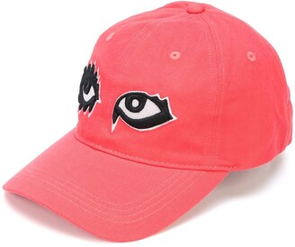 Haculla Eyes Dad baseball cap