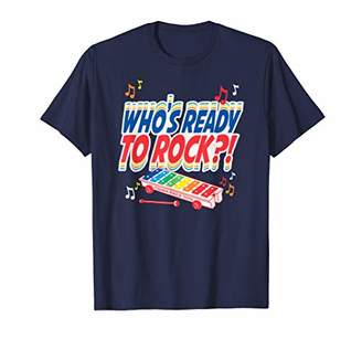 Mattel Fisher-Price Whos Ready to Rock T-Shirt