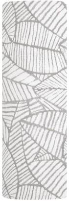 Aden Anais Aden + Anais Leaf Print Swaddle Blanket