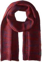 Original Penguin Men's Variegated Knit Scarf