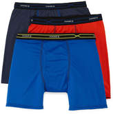 Hanes Men's X-Temp Performance FreshIQ Boxer Brief 3-Pack