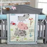 Trend Lab Farm Stack 4 Piece Crib Bedding Set