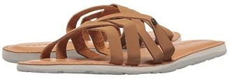 Volcom Garden Party Sandals (Tan) Women's Sandals