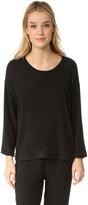 Eberjey Sweater Weather Long Sleeve Tee