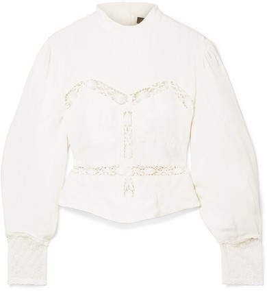 d8f026eb19 Isabel Marant White Women's Tops - ShopStyle
