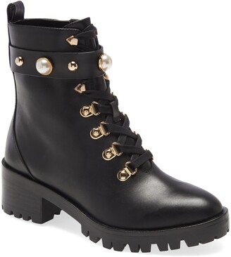 Karl Lagerfeld Paris Perry Hiking Boot