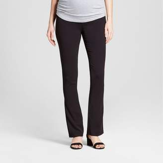 Ingrid & Isabel Isabel Maternity by Maternity Crossover Panel Bootcut Trouser - Isabel Maternity by