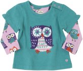 Hatley 2 In 1 Tee (Baby) - Party Owls-18-24 Months