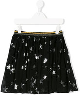 Zadig & Voltaire Teen stars and planets voile skirt